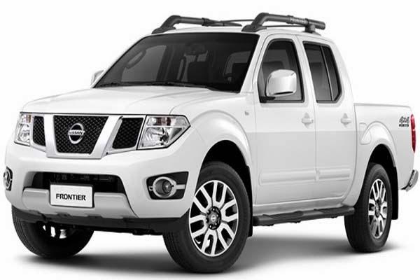 imagem do automovel Novo Lançamento da Nissan o Frontier 2014