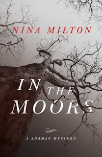 In the Moors, Nina Milton cover