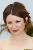 Emily Browning Sleeping Beauty photocall at the 64th Cannes Film Festival