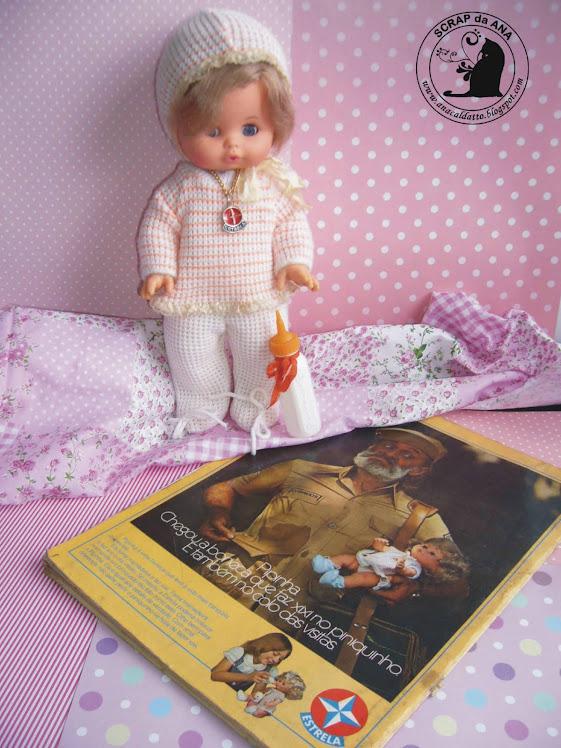 Boneca Pipinha da Estrela