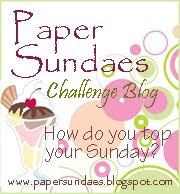 Paper Sundaes