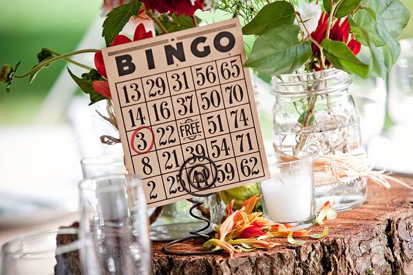 Cartilla de bingo