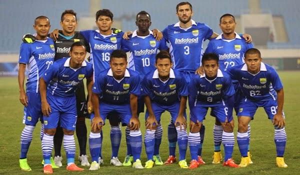 Jadwal ISL 2015 Persib Bandung
