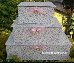 Porta biju Floral