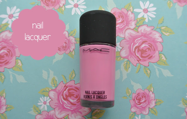 mac saint germain nail lacquer