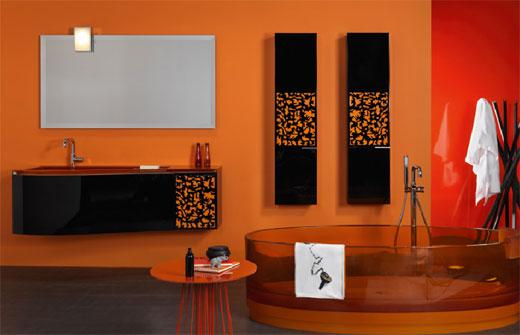 ـأحبڪْ } . . ڪِثرِ مآصُۆِتڪْ يَخدرِنيٌےً ۆ ِأدمَنتہ..! Orange-modern-bathroom-design2