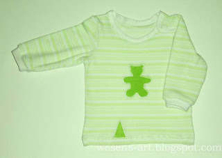 green baby sweater     wesens-art.blogspot.com
