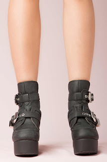Platrane Boots By Jeffrey Campbell