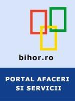 Portal afaceri si servicii Bihor