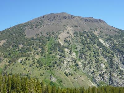 Mt. Rose, Carson Range, Nevada