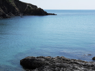 Polridmouth Cornwall