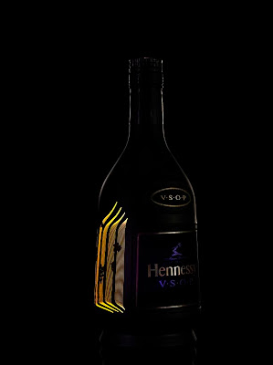 Hennessy V.S.O.P Kyrios (Dark) Bottle