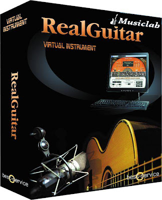 Musiclab RealGuitar - BOX