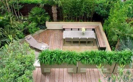 สวนหลังคาบ้าน