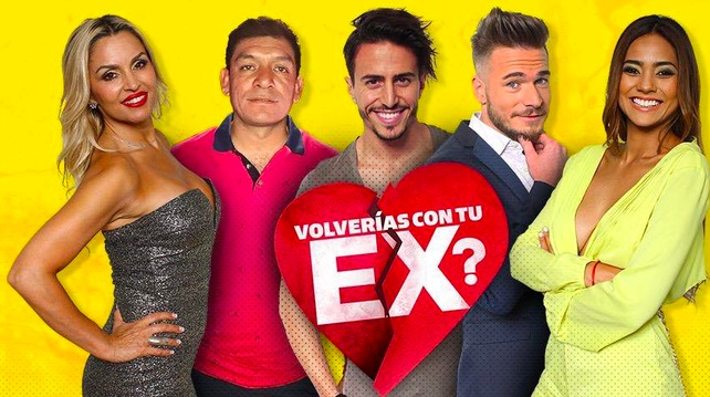 ¿Volverías con tu ex? 1x114 Latino Disponible