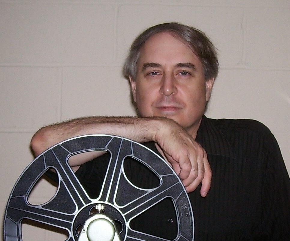 Richard W Haines, Profile picture, American indie auteur filmmaker