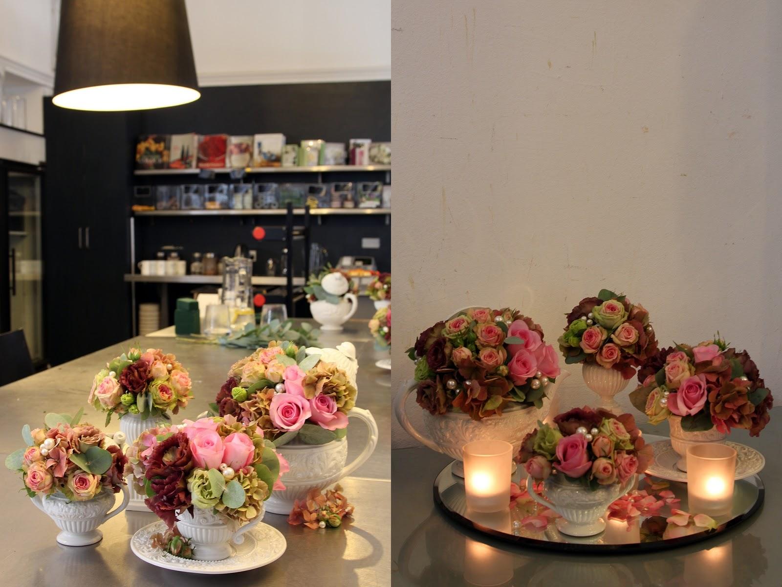 Divine Floreal MFH Part 4b London Jane Packer Classes