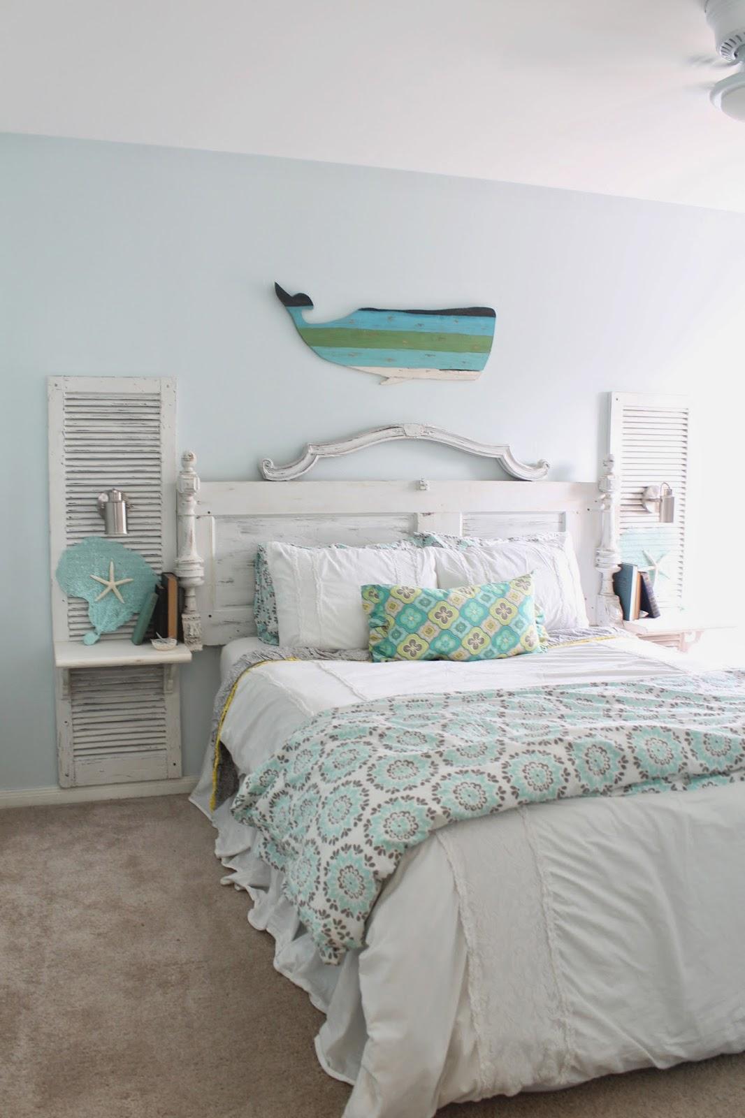 beach bedrooms. Shabby Beach Bedroom The ragged wren