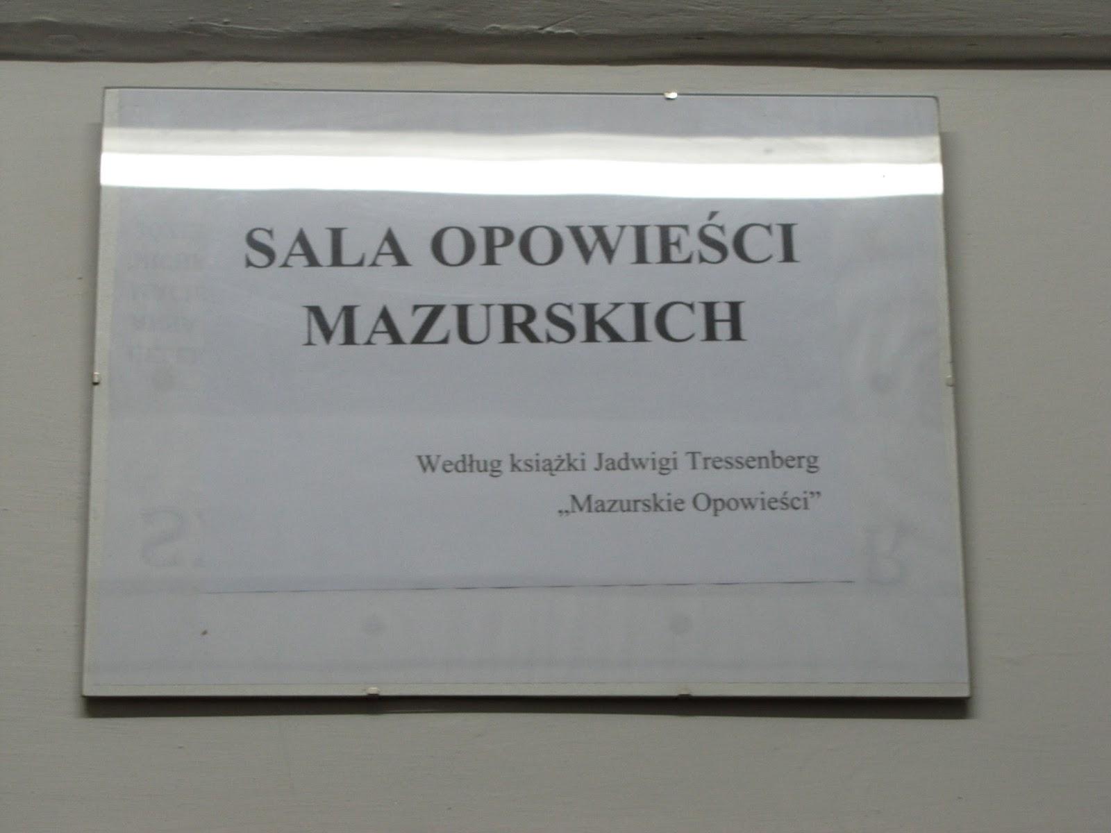 Szlakiem Mazurskich Legend - cz.3 ostatnia.