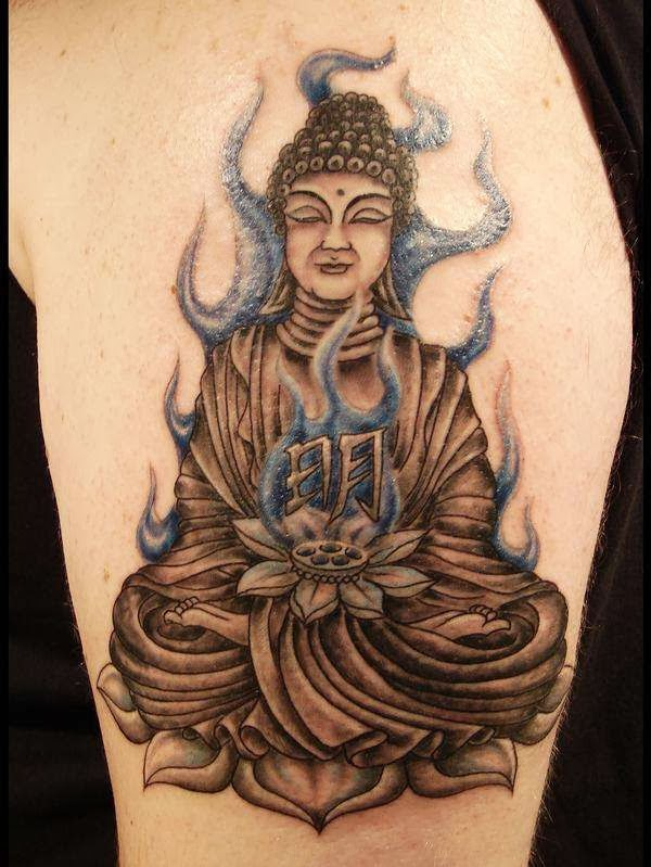 Buddha Tattoo Designs For Men