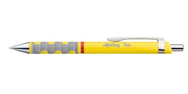Yellow Ballpoint Pen1