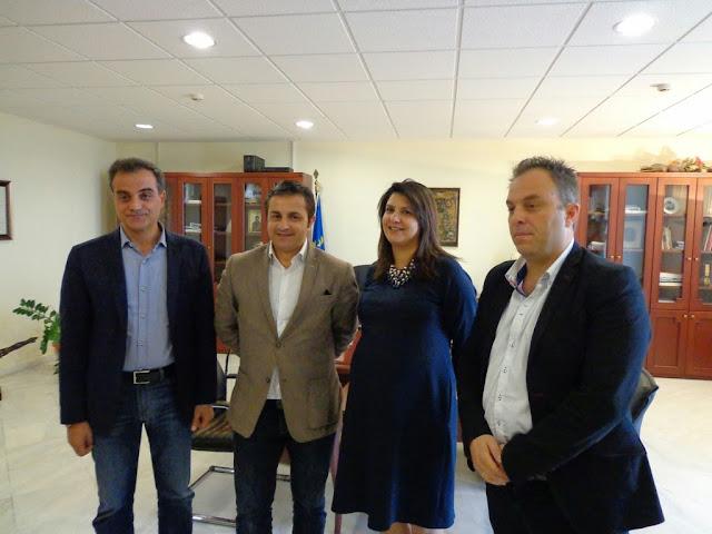 Συνεργασία και κοινές δράσεις μεταξύ Περιφερειών Δυτικής Μακεδονίας και Κορυτσάς
