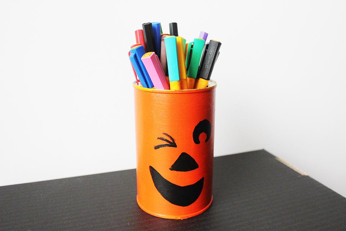 organizer, diy, halloween, blog, stepbystep