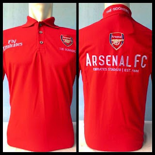 Kaos Polo Arsenal