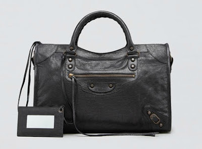 5 Reasons Why I Love the Balenciaga Black City Bag