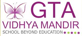 GT Aloha Vidhya Mandir Logo