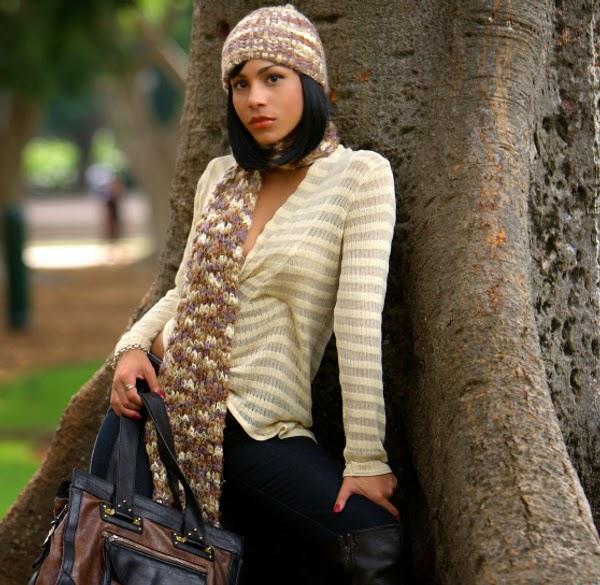 Winter Wearing Style