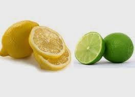 Cara menghilangkan komedo dengan menggunakan  Jeruk Lemon