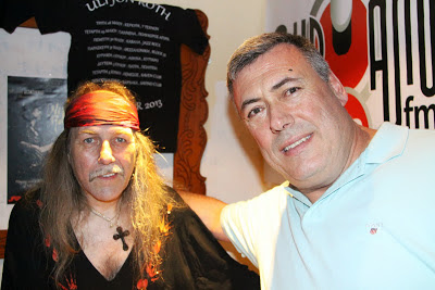 40 χρόνια καριέρας στη ροκ μουσική σκηνή έκλεισε ο Uli Jon Roth πρώην κιθαρίστας των Scorpions :