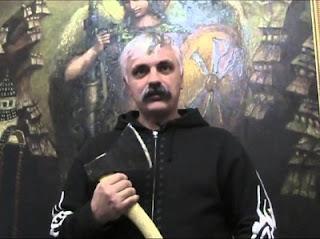 Корчинский пиарит войну : До Владивостока ещё далеко !