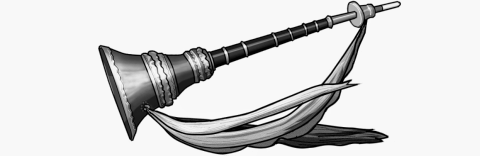 Bishguur : wind instrument / double reed.
