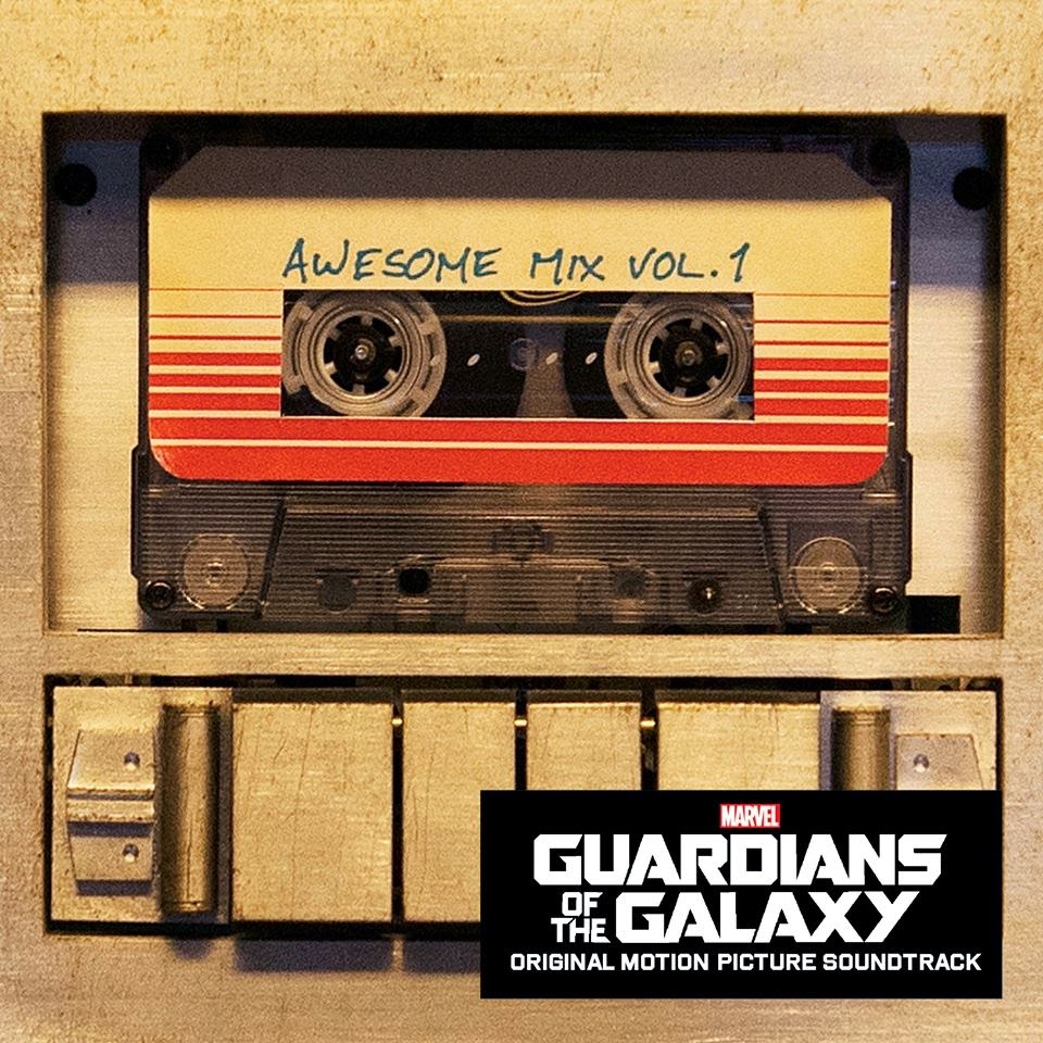 guardians of the galaxy soundtracks