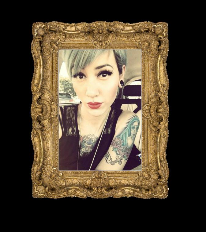 Ana Schulz//Cosmetologist: Hair/Makeup/Model
