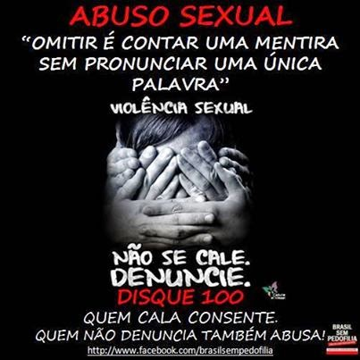 Brasil sem Pedofilia !!!