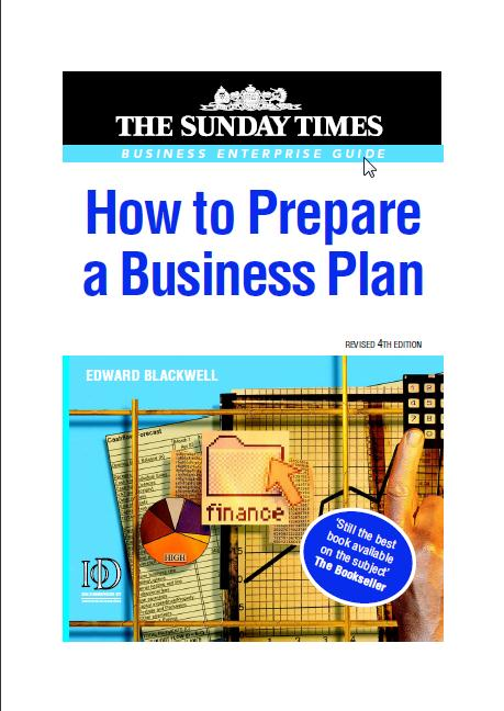Free download business plan for dummies