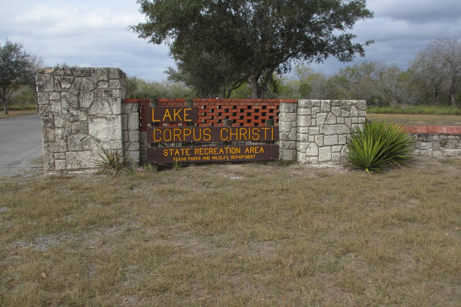 Alfreda And Daves Travels Lake Corpus Christi State Park