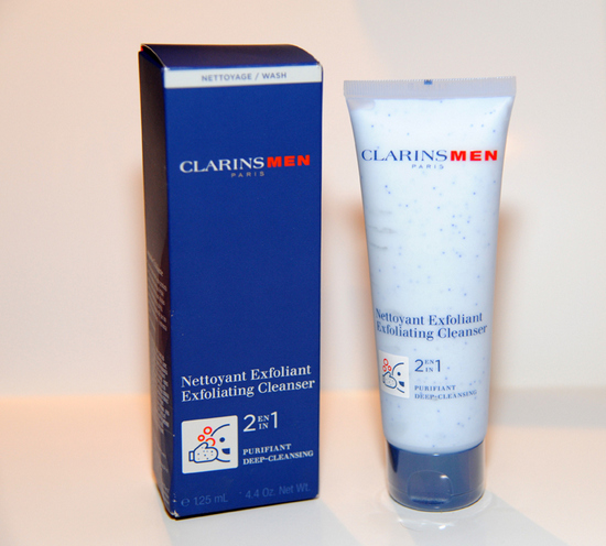 ... review a few male grooming products for the site. Here's what hemade