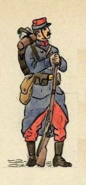 L'uniforme de 1914