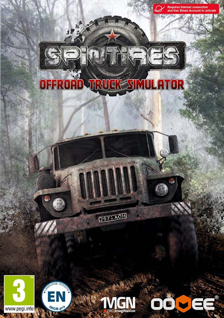 SpinTires Download Cover Free Game
