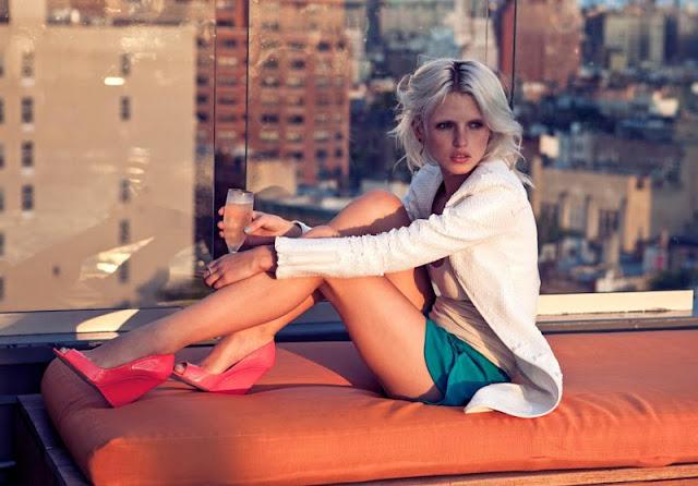 Model Anja Konstantinova