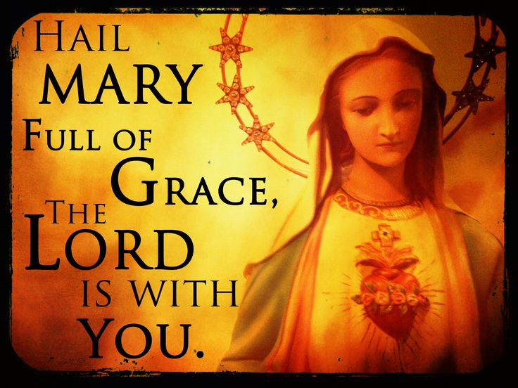 What Do We Mean By Full of Grace   Catholic Exchange