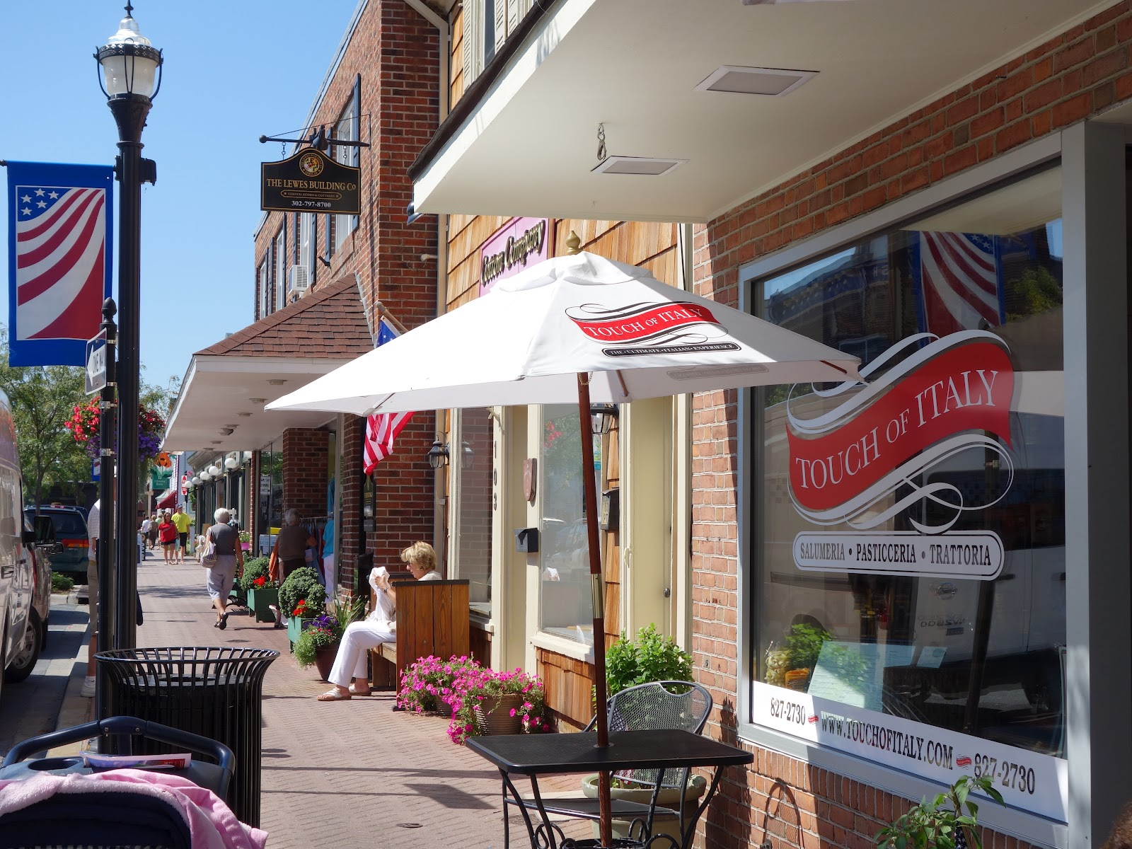 Fresh local and best end of summer at lewes and rehoboth for Local fish restaurants