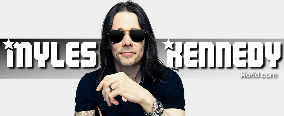 Myles Kennedy World