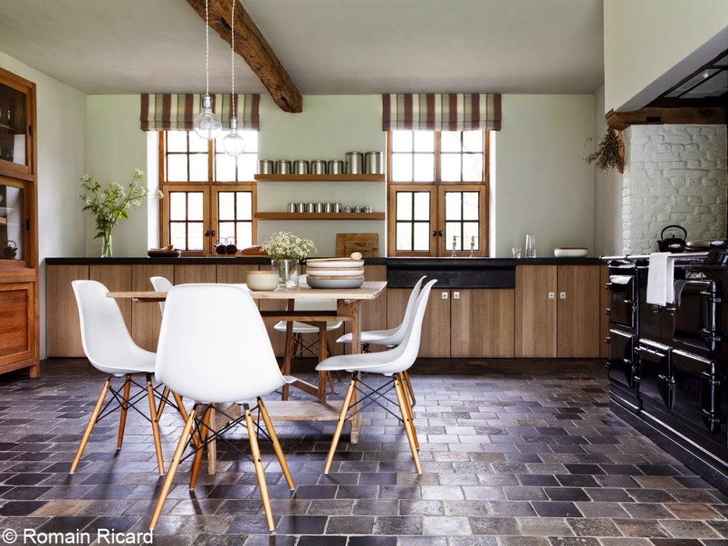 ma maison au naturel une ferme flamande. Black Bedroom Furniture Sets. Home Design Ideas