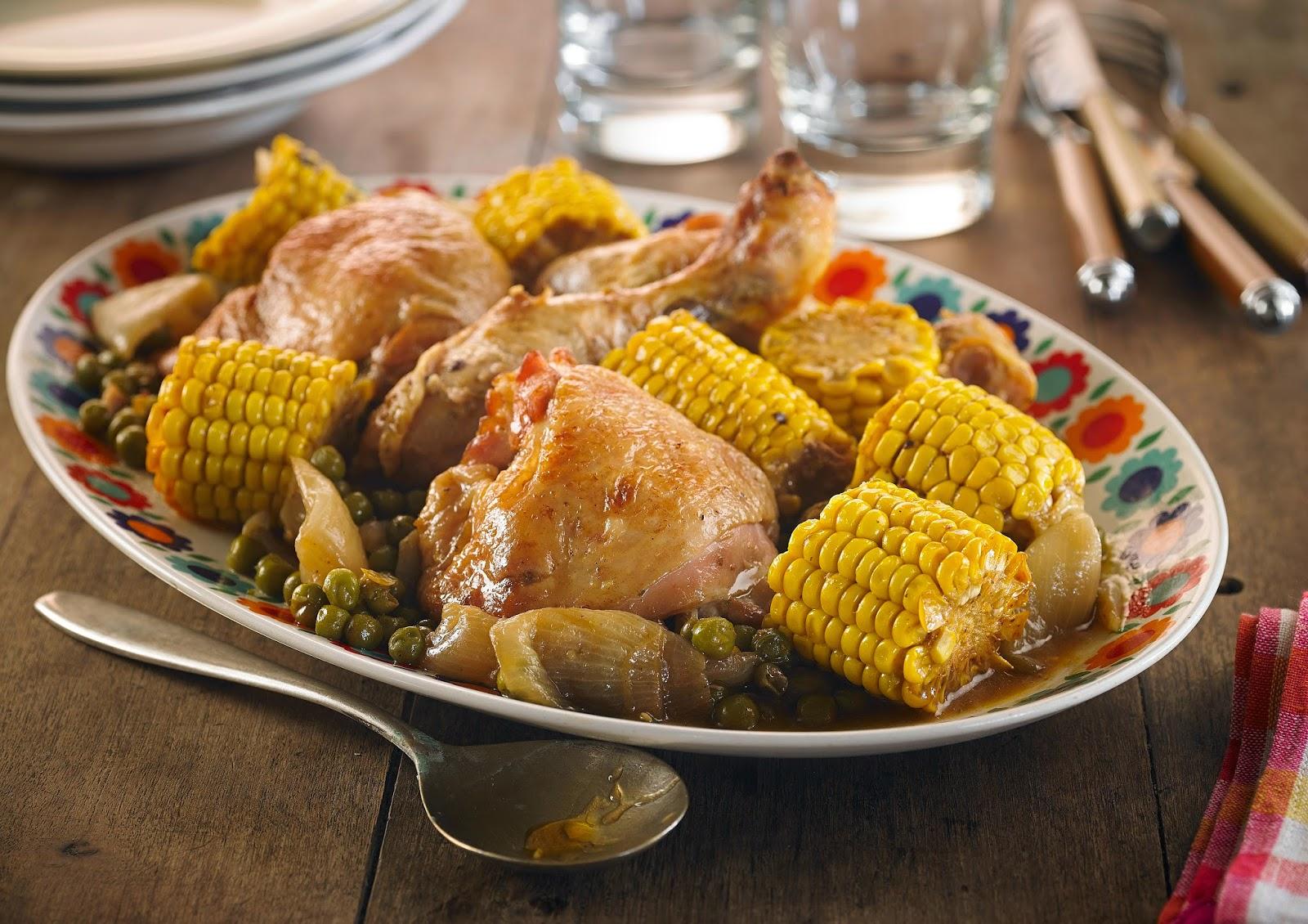 Que Cocino Hoy | Cookcinando Por Ahi Que Cocino Hoy Pollo A La Criolla