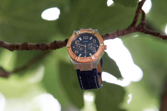 Color Azul tendencia de moda en relojes